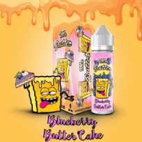 E-liquide  Blueberry Butter Cake 60ml de Mr. Butter